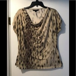 Kenneth Cole blouse large